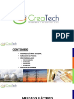 PPT - Análisis de Tarifas Eléctricas