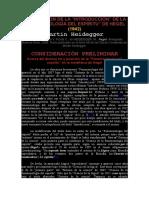 """Dilucidación de La """"Introducción"""" de La """"Fenomenología Del Espíritu"""" de Hegel"""