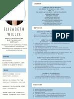 elizabeth willis resume