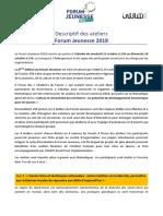 Descriptif Ateliers FJ18 FR