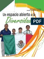 """Revista de Educación Especial """"Un Espacio Abierto a la Diversidad No.1"""""""