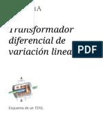 Transformador diferencial de variación lineal - Wikipedia, la enciclopedia libre.pdf