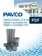 Manual Tubosistemas PVC CPVC SCH80