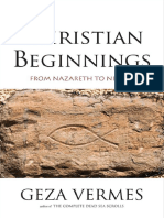 Geza Vermes-Christian Beginnings_ From Nazareth to Nicaea-Yale University Press (2013).pdf