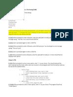 Assignment 1 Grading Criteria