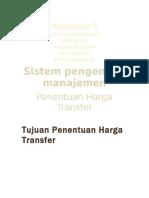 Sistem Pengendali Manajemen Klp 3