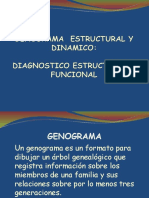 PRESENTACIÓN GENOGRAMA