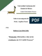 Protocolo Sofia 2-09-18
