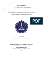 Resume Pengertian, Tujuan, Sejarah, R. Lingkup, Stadium, Tahapan Anestesi