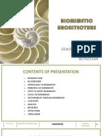 Biomimitic architecture