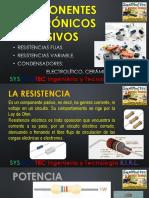01. Componentes Electrónicos Pasivos