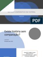 Método Comparativo em História
