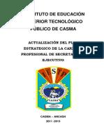 Plan Estrategico 2013 Sec. Ejec.
