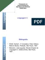 01 - Treinamento Em Desenvolvimento de Aplicativos Para Sistemas Embarcados