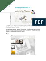 Arquitecturas de Las Aplicaciones Web