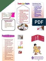 Leaflet Abortus Imminen