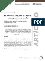 Antecedentes en Mexico