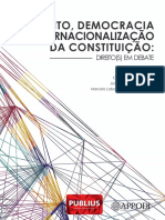 Direito, Democracia e Internacionalização da Constituição