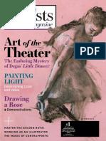 2018-10-01 the Artist's Magazine