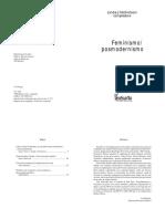 (Varias Autoras) Feminismo Posmodernismo.pdf