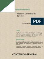 PPT PRIMERA UNIDAD LEGISLACION EMPRESARIAL. =PREGRADO (1)