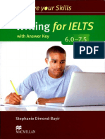 Improve Your Skills Writing for IELTS 6 0-7 5 Student 39 s Book With Answer Key