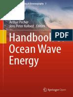 Handbook of Ocean Wave