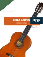Manual - Viola Caipira (Robson Miguel)