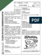 PROVA BIOLOGIA 1ºANO ( 2° bim).pdf