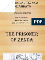 The Prisoner of Zenda.M.N
