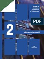 Manual de Capacitacion Para El Manejo de La Tuberculosis