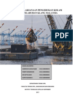 Metode Pengerukan Pelabuhan Klang, Malaysia