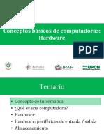 Conceptos Basicos Hardware