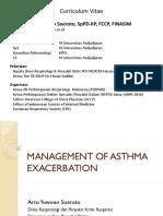 Asthma Attack Irrda 2017