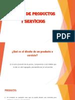 sistema de diseño de proceso y servicio
