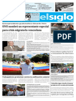 Edicion Jueves 20-08-2018