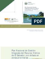 Plan Nacional de Gestión Integrada del Recurso Hídrico