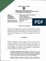 Gustavo Petro tiene 48 horas para retractarse por afirmaciones contra Uribe