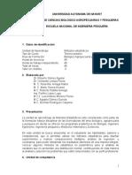 TBCB-207 Métodos Estadísticos