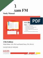 [PRE] ASM Study Manual for SOA Exam FM, 13th Edition 1-100