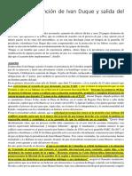 Colombia - Asunción de Duque y UNASUR.pdf