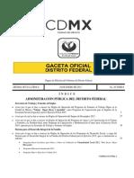 """REGLAS DE OPERACIÓN DEL PROGRAMA DE FOMENTO AL TRABAJO DIGNO EN LA CIUDAD DE MÉXICO (""""TRABAJO DIGNO HACIA LA IGUALDAD""""), ANTES PROGRAMA DE CAPACITACIÓN PARA EL IMPULSO DE LA ECONOMÍA SOCIAL (CAPACITES) PARA EL EJERCICIO FISCAL 2015"""