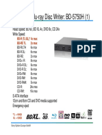 Sony.optiarc.europe.gmbh BD 5750H 13987540
