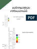 1. Espectroscopia rotacional