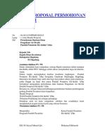 Contoh Proposal Permohonan Air Bersih