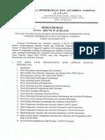 Pengumuman CPNS instansi LAPAN 2018.pdf