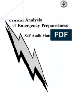 Critical Analysis of Emergency Preparedness NIC - Copy
