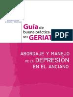 Depresion en El Anciano