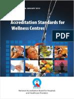 Wellness Centre Accreditation