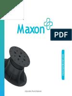 Buy Adjustable Pedestals for Decking - Maxon Pedestal